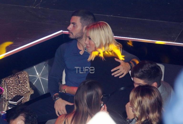 Κατερίνα Καινούργιου: Δεν έφυγε από την αγκαλιά του συντρόφου της σε νυχτερινή τους έξοδο! [pics]   Newsit.gr