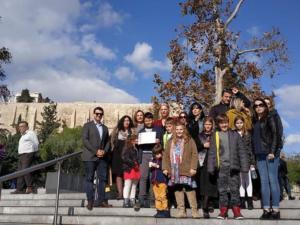 Ηγουμενίτσα: Μαθητές βραβεύτηκαν για το ντοκιμαντέρ που έφτιαξαν – «Τα βιβλία στα χρόνια του φασισμού»!