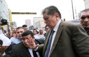 Απαγόρευση εξόδου από την χώρα στον πρώην πρόεδρο του Περού
