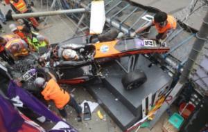 «Πέταξε» το μονοθέσιο! Ανατριχιαστικό ατύχημα στη Formula 3 – videos