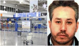 """Θρίλερ με σύλληψη στο """"Ελευθέριος Βενιζέλος""""! Ξυλοκόπησε μέχρι θανάτου τη γυναίκα του στη Γαλλία"""