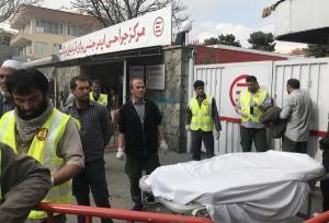 Αφγανιστάν: Έξι οι νεκροί από την επίθεση αυτοκτονίας στην Καμπούλ!