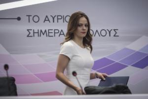 """Αχτσιόγλου: """"Μισθοί και συντάξεις αυξάνονται το 2019"""""""