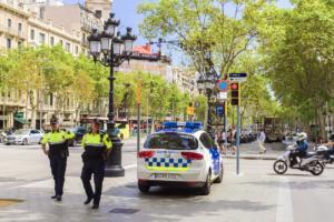 Βαρκελώνη: Αυτοκίνητο έπεσε πάνω σε πεζούς