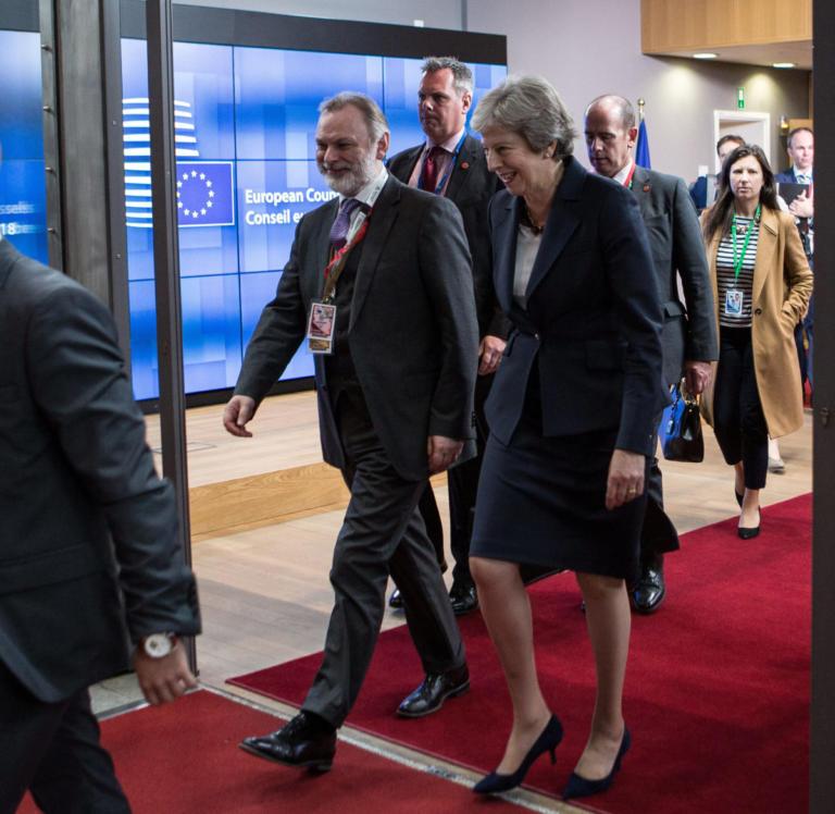 Τερέζα Μέι: Στο τελικό στάδιο οι διαπραγματεύσεις για το Brexit | Newsit.gr