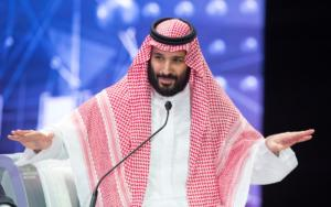 Περιοδεύει στο εξωτερικό ο εντολέας της σφαγής Κασόγκι, πρίγκιπας μπιν Σαλμάν [pics]