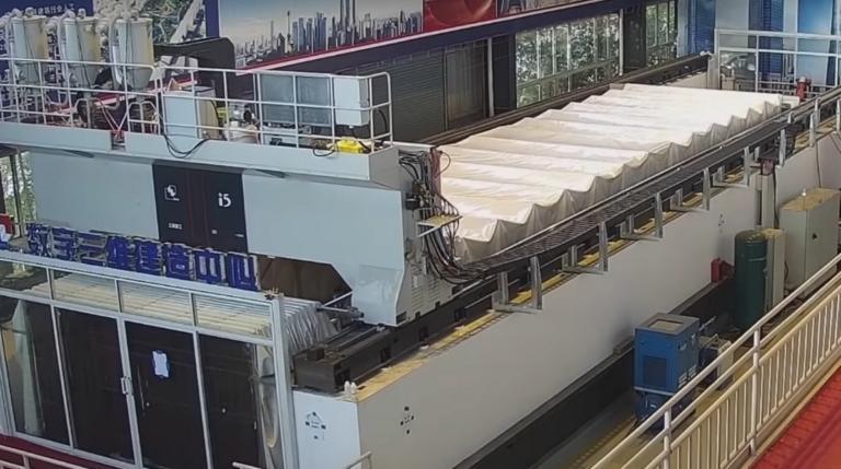 Γέφυρα σε χρόνο ρεκόρ με τρισδιάστατο εκτυπωτή! Video | Newsit.gr