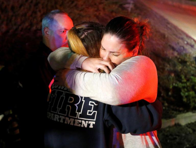 Μακελειό στις ΗΠΑ: Πρώην πεζοναύτης ο δράστης και αυτόχειρας | Newsit.gr