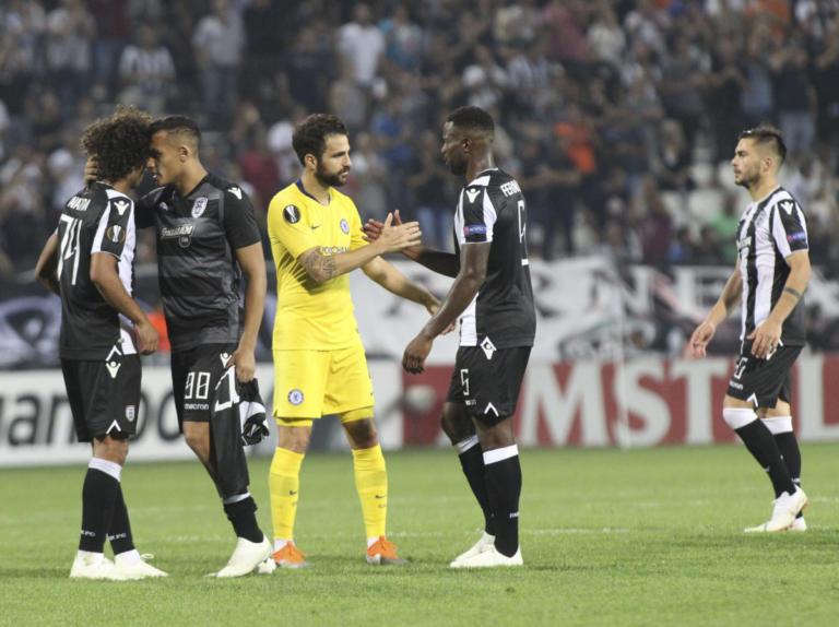 Τσέλσι – ΠΑΟΚ: Ψάχνει ένα… θαύμα στο Europa League | Newsit.gr