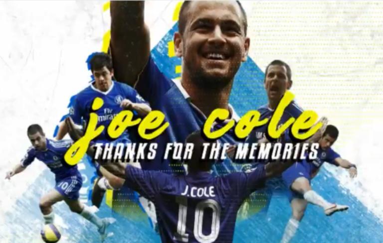 Ο Τζο Κόουλ είπε το μεγάλο «αντίο»! Το μήνυμα της Τσέλσι – video