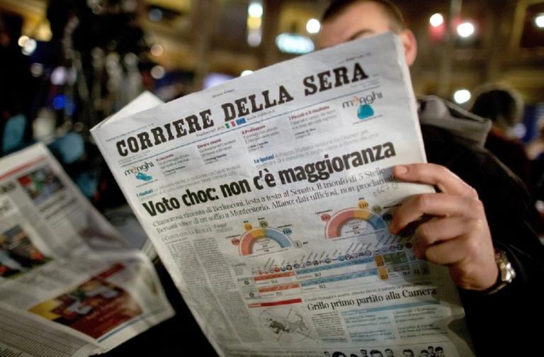 """Η Corriere della Sera """"αποθεώνει"""" την χώρα μας! Η Ελλάδα αφήνει πίσω την λιτότητα και αυξάνει τις συντάξεις!   Newsit.gr"""