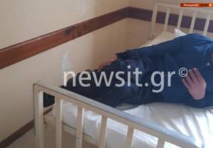 Απάνθρωπες συνθήκες στο Δρομοκαΐτειο, εκκενώθηκε πτέρυγα λόγω κοριών