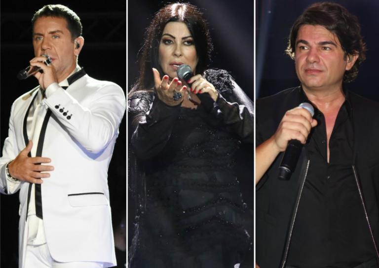 Ο Γιώργος Μαζωνάκης καλωσορίζει την Άντζελα Δημητρίου και το Νίκο Κουρκούλη στο «Έναστρον»!   Newsit.gr