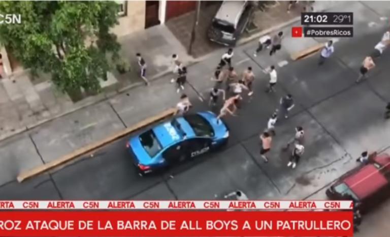 «Άγρια» επεισόδια στην Αργεντινή με 26 τραυματίες! Video