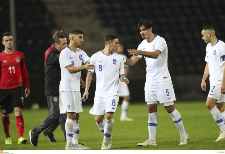 Αθλητικές μεταδόσεις με Αυστρία – Ελλάδα και Nations League (19/11)