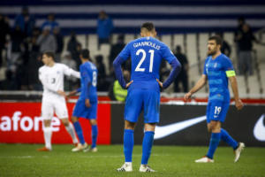 Κατάταξη FIFA: Πτώση για την Εθνική Ελλάδας