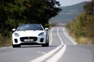 """Δοκιμάζουμε τη """"μικρή"""" Jaguar F-Type με τον τούρμπο κινητήρα 2,0 λίτρων [pics]"""