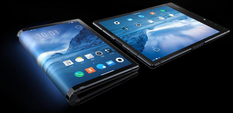Το πρώτο smartphone που διπλώνει! Κινητό – έκπληξη από μικρή εταιρεία | Newsit.gr