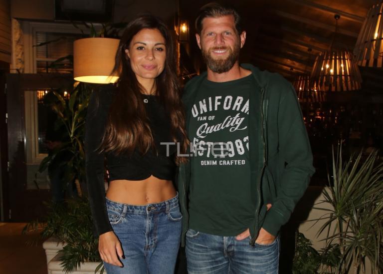 Ειρήνη Κολιδά – Χρήστος Μποφίλιος: Βραδινή έξοδος για το ερωτευμένο ζευγάρι [pics] | Newsit.gr
