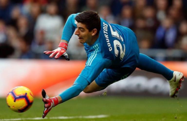 Ρεάλ Μαδρίτης: Κορυφαίος τερματοφύλακας στον κόσμο ο Κουρτούα | Newsit.gr