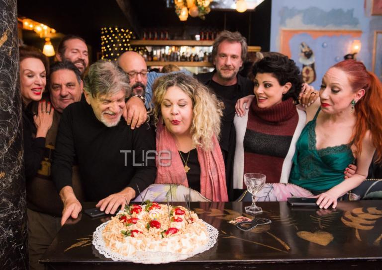 Λαμπερές παρουσίες στο party για τα γενέθλια της Νταίζης Λεμπέση στο Κολωνάκι! | Newsit.gr
