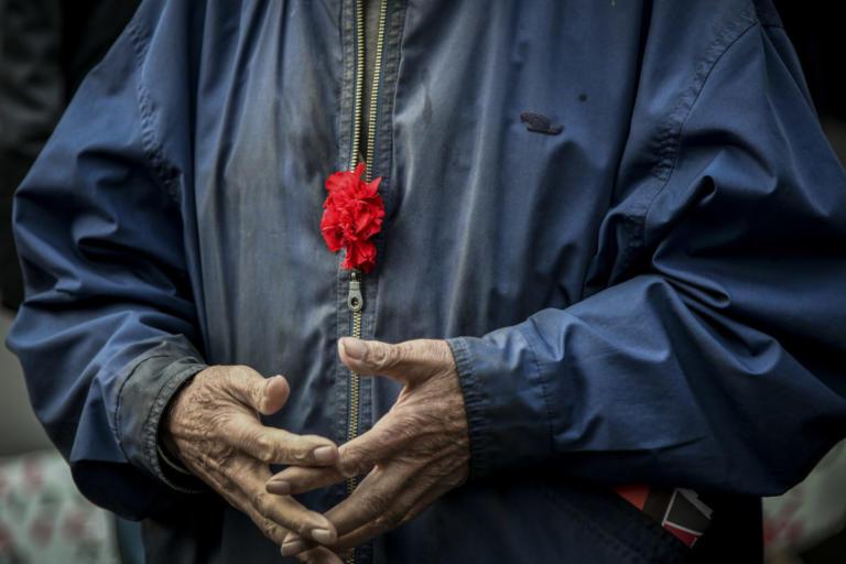 Λέσβος: Έφυγε από τη ζωή ο τελευταίος αντάρτης του Δημοκρατικού Στρατού, Θράσος Μπούσδος   Newsit.gr