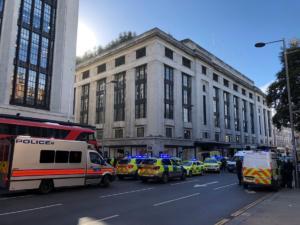 Συναγερμός στο Λονδίνο λόγω ενός «ύποπτου αντικειμένου»