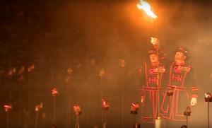 Λονδίνο: Εντυπωσιακό υπερθέαμα για τα 100 χρόνια από το τέλος του Α' Παγκοσμίου! – Video [pics]