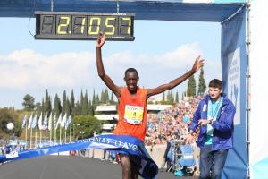 36ος Μαραθώνιος Αθήνας: Ο μεγάλος νικητής της κλασικής διαδρομής! video