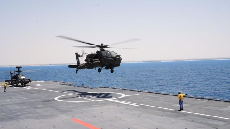 Άσκηση – απάντηση στον Ερντογάν από Ελλάδα – Αίγυπτο και Κύπρο | Newsit.gr