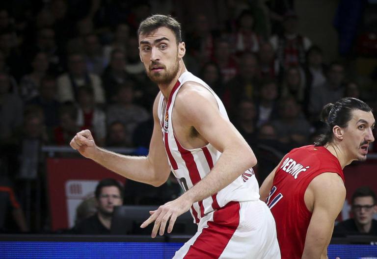 Μπάγερν – Ολυμπιακός: Το πρώτο τρίποντο του Μιλουτίνοφ στη Euroleague! video | Newsit.gr