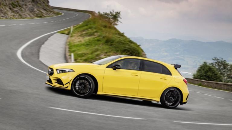 Άουτς! Δείτε πόσο θα κοστίζει η νέα Mercedes-AMG A 35 στη χώρα μας! | Newsit.gr