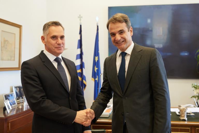 Ο Μητσοτάκης συζήτησε για τις τουρκικές προκλήσεις στην κυπριακή ΑΟΖ με τον Νίκο Παπαδόπουλο [pics] | Newsit.gr