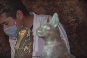Απίστευτα ευρήματα στις πυραμίδες της Αιγύπτου – Video [pics]