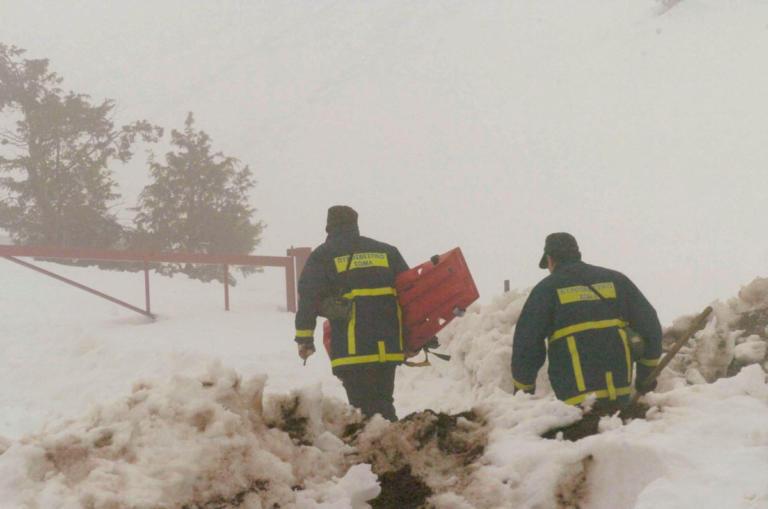 Μέτσοβο: Επιχείρηση διάσωσης για τέσσερις ορειβάτες!