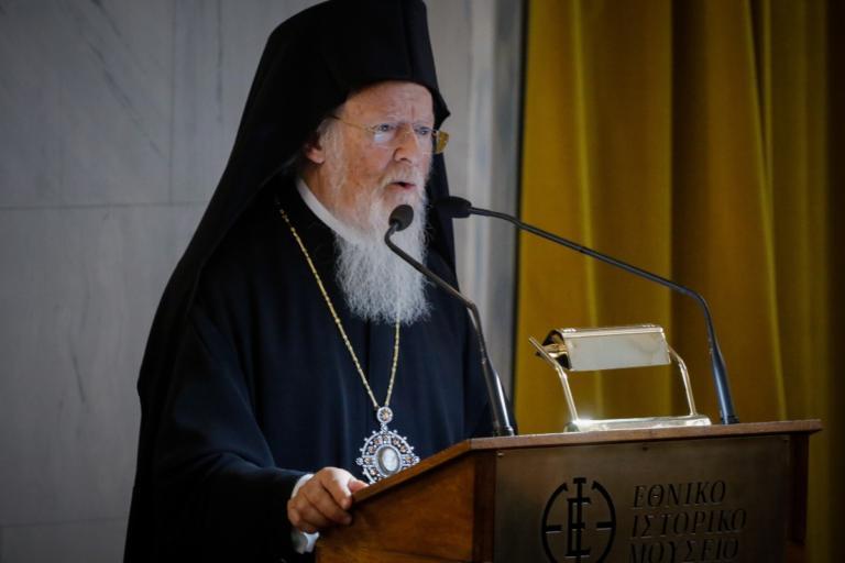 Δυσαρέσκεια του Πατριάρχη Βαρθολομαίου για την Συμφωνία Ιερώνυμου – Τσίπρα | Newsit.gr