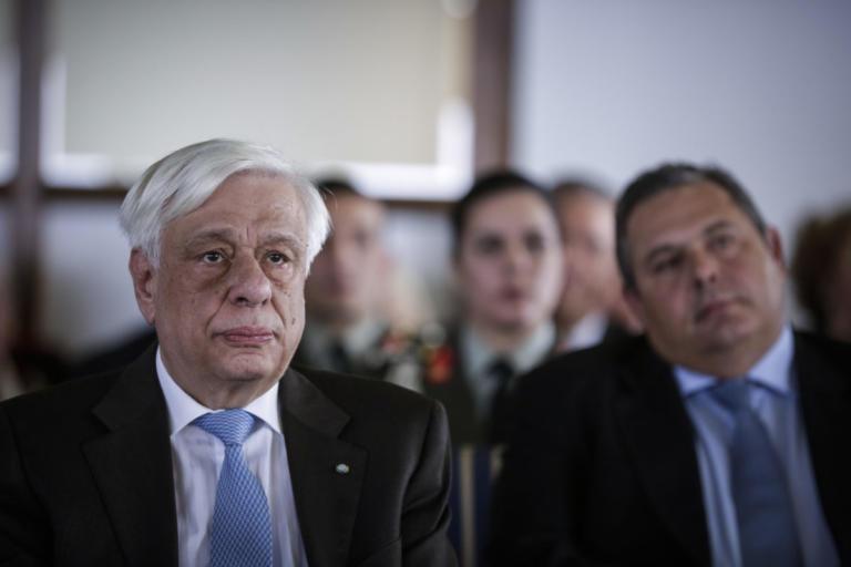 Παυλόπουλος: Υπερήφανοι για το ανυπέρβλητο φρόνημα των Ενόπλων Δυνάμεων | Newsit.gr