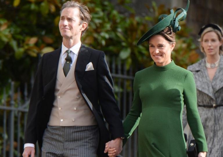 Pippa Middleton: Αυτό είναι το όνομα που θα δώσει στον γιο της! | Newsit.gr