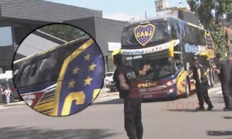 Copa Libertadores: Το… έσπασαν! Επίθεση στο πούλμαν της Μπόκα – videos