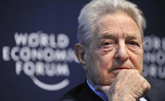 Τζωρτζ Σόρος: ο άνθρωπος που λατρεύουν να μισούν | Newsit.gr