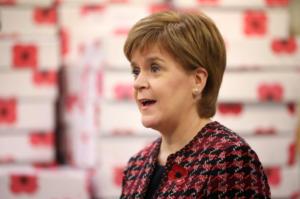 Brexit: Κατά της συμφωνίας και η πρωθυπουργός της Σκωτίας