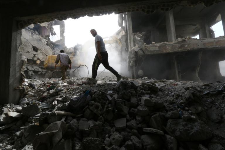 Συρία: Νεκροί και τραυματίες από την ισχυρή έκρηξη στην Δαμασκό | Newsit.gr