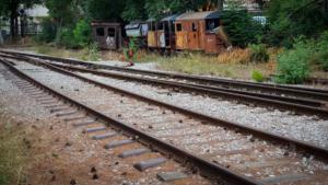 Νεκρή γυναίκα στην Πιερία – Παρασύρθηκε από τρένο