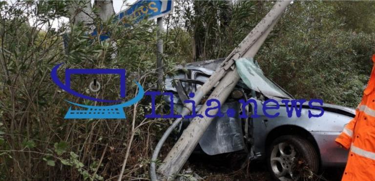Τρεις ποδοσφαιριστές τραυματίες σε τροχαίο στην Πατρών – Πύργου! | Newsit.gr