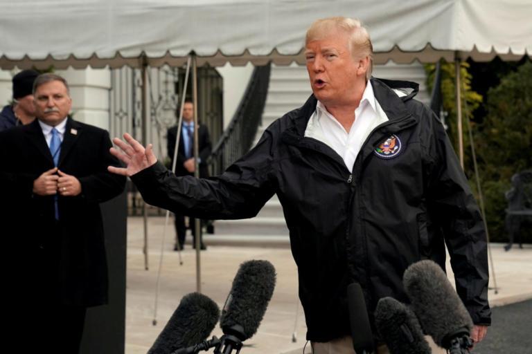Τραμπ: Φυσικά έπρεπε να πιάσουμε πολύ νωρίτερα τον Μπιν Λάντεν | Newsit.gr