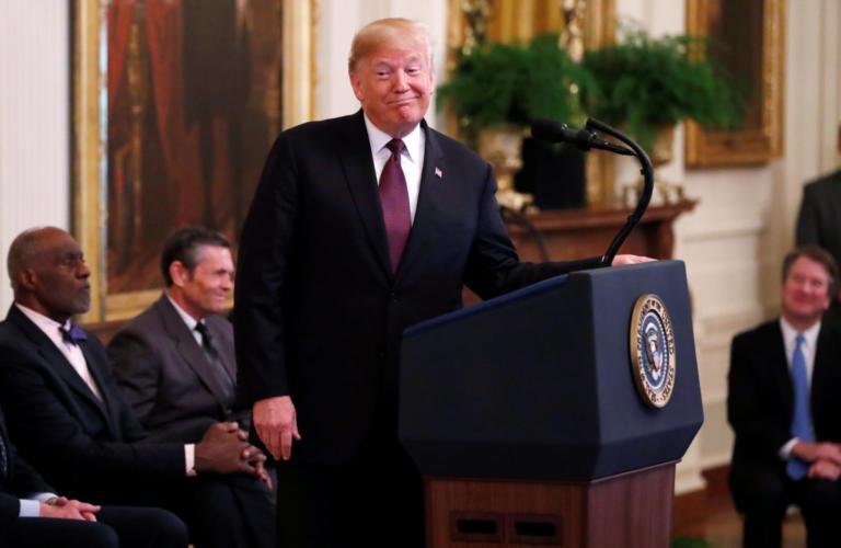 Τραμπ: Δεν είναι υπό εξέταση η έκδοση του Γκιουλέν