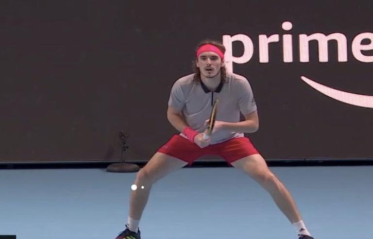 Νικηφόρο βήμα για Τσιτσιπά στο Next Gen ATP Finals   Newsit.gr