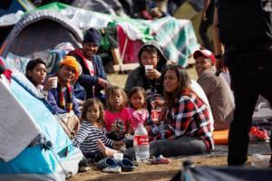 """Μεξικό: Σε κατάσταση """"ανθρωπιστικής κρίσης"""" η Τιχουάνα λόγω των μεταναστών!"""