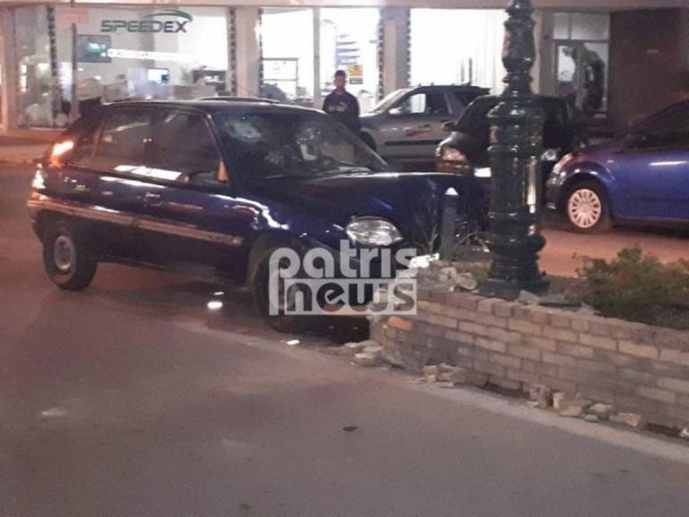 Σοβαρό τροχαίο με τραυματισμό στον Πύργο Ηλείας! [pics] | Newsit.gr