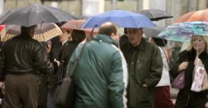 Καιρός: Βροχές και καταιγίδες την Πέμπτη – Αναλυτική πρόγνωση